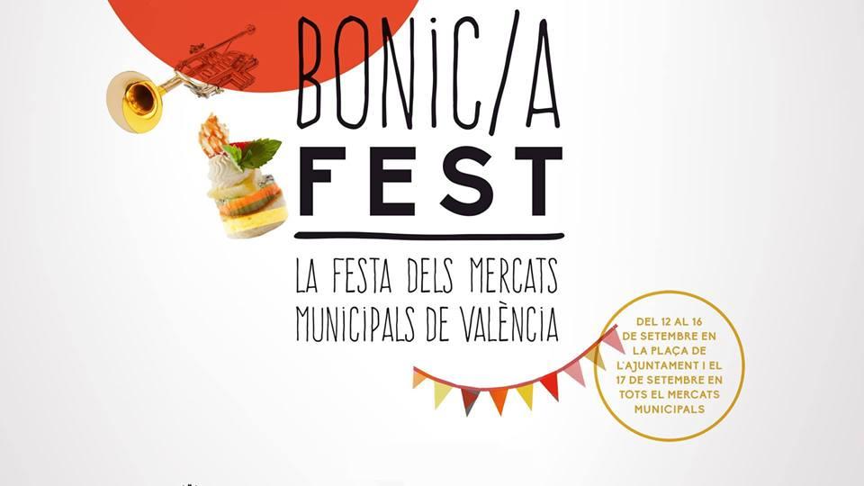 Flyer de Bonica Fest