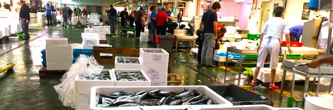 Peixos i mariscs