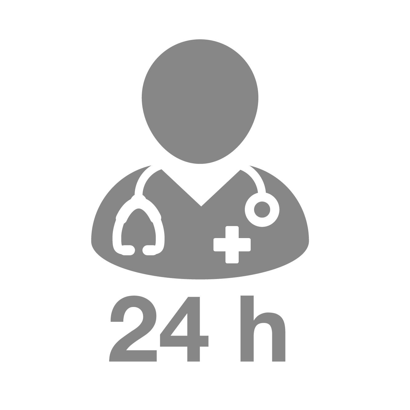 Servicio medico 24 horas