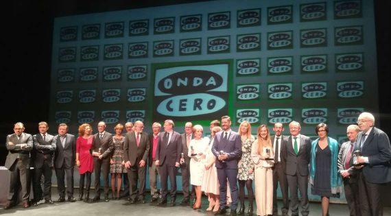 Mercavalència, guardonada als premis 'Valencianos en la Onda'