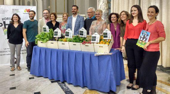 APHORTA: El DNI dels productes de l'horta valenciana