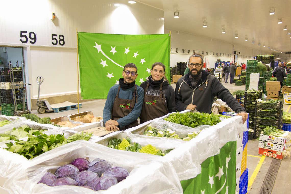 La agricultura ecológica se incorpora a la oferta de la Tira de Contar