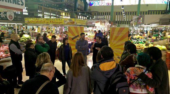 Mercavalència presenta la seua innovadora iniciativa 'Personal Mercat Shopper'