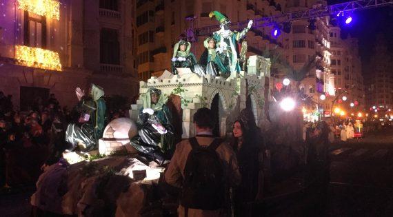 Mercavalència hará un homenaje a la diversidad en la Cabalgata de Reyes 2019