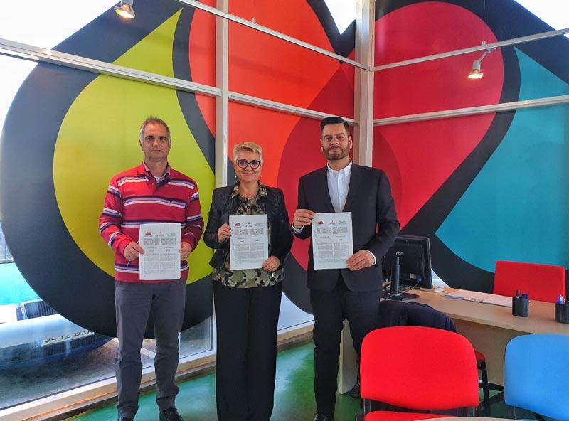 Mercavalència, el CAECV i la Regidoria d'Agricultura i Pobles de València s'uneixen per a fomentar els productes ecològics a la Comunitat