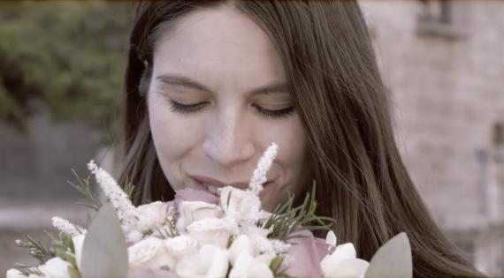 [Vídeo] Festa sorpresa  en homenatge als floristes