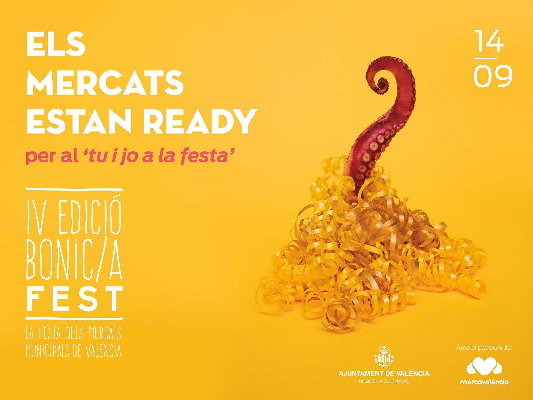"""Presentació del Bonic/a Fest 2019. Estem més que """"ready"""""""