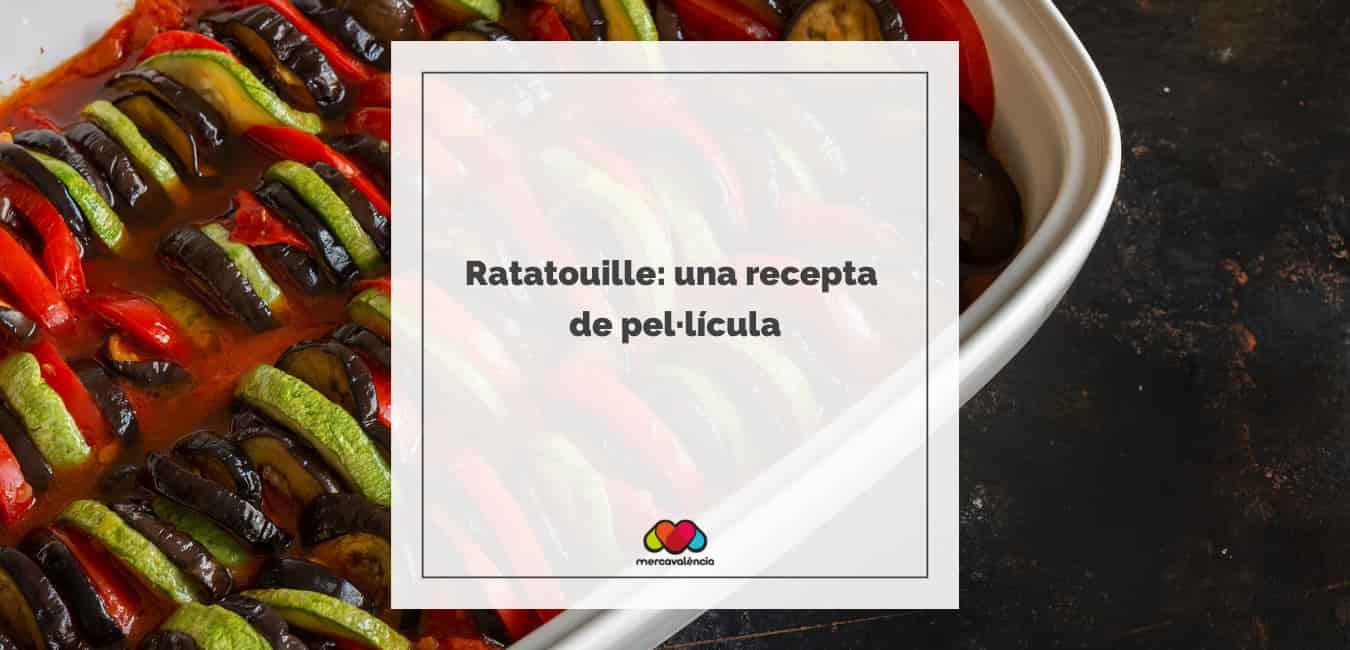 Ratatouille: una recepta de pel·lícula