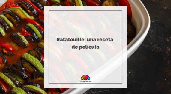Ratatouille: una receta de película