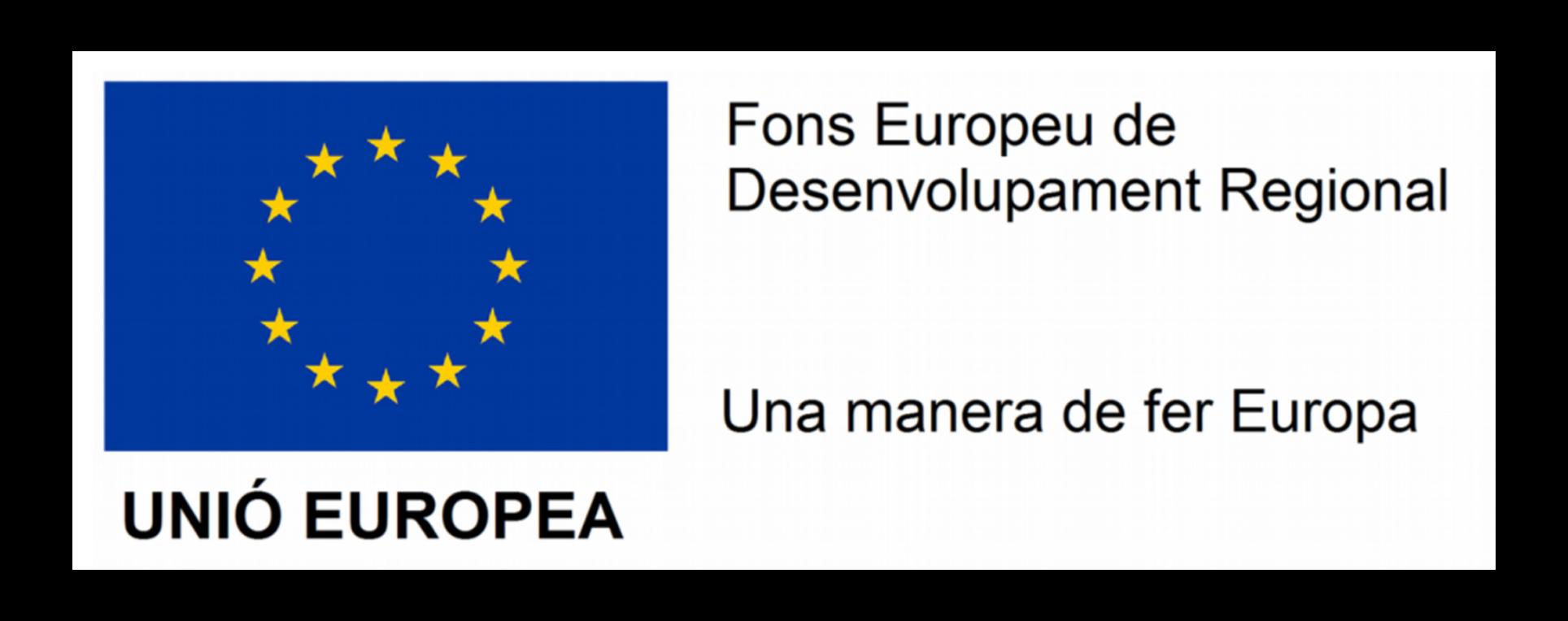 unio europea -FEDER