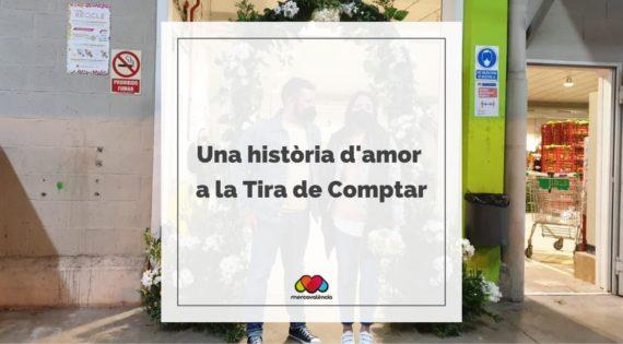 Una història d'amor en la Tira de Comptar